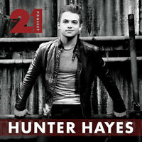 New 21 Project - Hayes, Hunter - CD