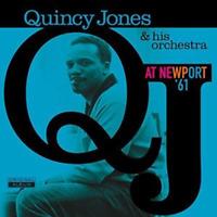 New At Newport 61 - Jones, Quincy & His Orchestra - Vinyl