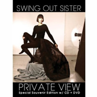 New Private View - Swing Out Sister - CD