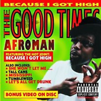 New Good Times, The - Afro Man - CD