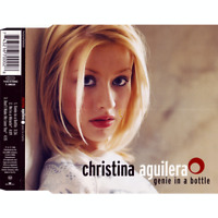 Genie In A Bottle - Aguilera, Christina - Used Single - CD