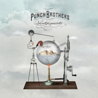 New Antifogmatic - Punch Brothers - CD