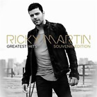Greatest Hits - Souvenir Edition - Cd & - Martin, Ricky - Used