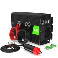 GC® 300W Spannungswandler Wechselrichter DC 12V auf AC 230V Inverter für Auto