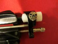 Silver Autococker Bolt Pin Skull Rare Must See