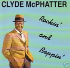 CLYDE McPHATTER - Rockin' and Boppin' CD