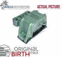 NEW BIRTH FRONT LEFT ENGINE MOUNT MOUNTING GENUINE OE QUALITY 50168