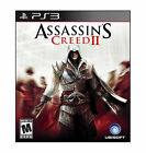 Assassin's Creed II (Sony PlayStation 3, 2009) PS3