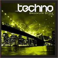 New Techno Brooklyn Style Vol. 3 / Various - Techno Brooklyn Style Vol. 3 / Vari