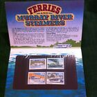 1979 Ferries And Murray River Steamers - Australia Post Office Stamp Pack