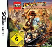 LEGO Indiana Jones 2 - Die neuen Abenteuer (Nintendo DS, 2009)