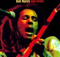 New Soul Rebel - Marley, Bob - Rocksteady Vinyl