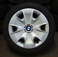 4 BMW Kompletträder Winter 1er E87 E81 E82 E88 BMW 195/55 R16 87H M+S