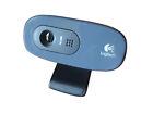 Logitech C270 HD Web Cam 720P 3MP Photo Built In Mic