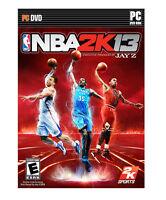 NBA 2K13 - PC - Basketball Legends Michael Jordan Larry Bird