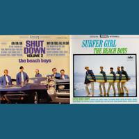 Surfer Girl / Shut Down Volume 2 - Beach Boys, The - Used - CD