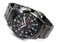 NEW Seiko 5 Sports Men Automatic 100m Watch SNZG17K1