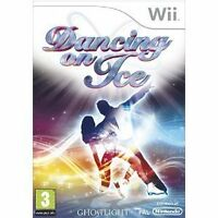 Dancing on Ice (Nintendo Wii, 2010) - Videogames Complete Very Good Condition