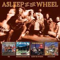 New Ten / Western Standard Time / Keepin Me - Asleep At The Wheel - CD