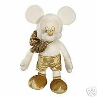 """Mickey Mouse 18"""" Creme Plush (Brand New & NR) ** Disney Store Exclusive **"""