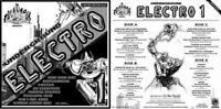 CBR UNDERGROUND ELECTRO Vol.1(2010)RARE/Old School Electro Bass Rap Funk Vocoder