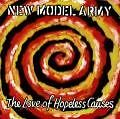 CD Album - NEW MODEL ARMY - The Love Of Hopeless Causes *epic 1993