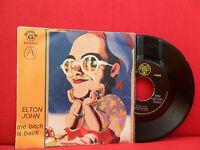 1974 ELTON JOHN The Bitch Is Back 7/45 PORTUGAL UNIQUE SLEEVE ARTWORK RARE
