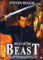 Dvd **BELLY OF THE BEAST** con Steven Seagal nuovo sigillato 2003
