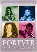 Dvd Video **FOREVER MICHAEL JACKSON** la Vera storia del Re del Pop Nuovo 2009