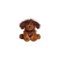 Webkinz Brown Dog NEW with Unused/Sealed Code/Tag ALWAYS free shipping