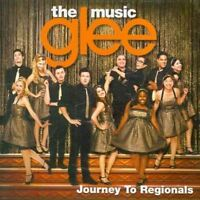 Glee: The Music, Journey To Regionals, Glee Cast, Good Soundtrack, EP