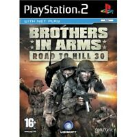 Brothers in Arms: Road To Hill 30 (PS2), Good Playstation 2 Video Games