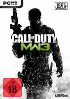 Call of Duty Modern Warfare 3 [DE/EU] COD MW3 STEAM PC CD Key Download Code