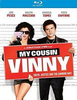 My Cousin Vinny (Blu-ray Disc, 2009) Joe Pesci, Marisa Tomei No digital copy