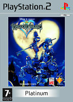 Kingdom Hearts Platinum (Sony PlayStation 2, 2003) - European Version