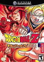 Dragon Ball Z: Budokai (Nintendo GameCube, 2003) Disc Only