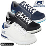 """SALE"" SKECHERS GO GOLF DRIVE 2 MENS SPIKELESS EXTRA WIDE FIT GOLF STREET SHOES"