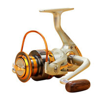 Yumoshi 12BB EF1000 Metal Rocker Fishing Reel Feeder Spinning Fishing Reel Z2G1