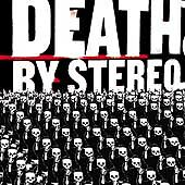 DEATH BY STEREO - INTO THE VALLEY OF THE DEATH - NEW CD - PLUS FREE PUNK CD