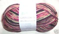 ONLINE Wellness Color Supersocke 100 Yarn-#1074