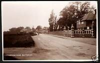 Bletchley near Milton Keynes. Buckingham Road..