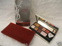 100% Genuine YSL LOVE COLLECTION MULTI USAGE MAKEUP Palette with Pouch