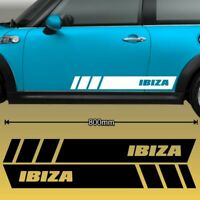 SGCO134 COOL DECALS GRAPHICS FOR SEAT IBIZA