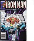 IRON MAN  # 199 (Marvel 1985)