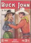 BUCK JOHN n°29 - IMPERIA 1954 - Bel état