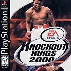 Knockout Kings 2000 (PlayStation) PS1 PSX PSOne