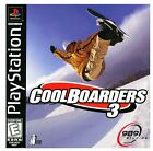 Cool Boarders 3 (PlayStation) PSX PS1 PSOne