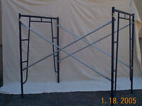 "5 sets of 5' X 6' 4"" Walk thru Scaffold Frames"
