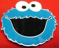 Sesame Street Belt Buckle - New