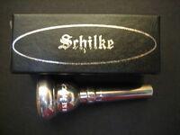 NEW! SCHILKE - LONG SHANK CORNET MOUTHPIECE- Model 11C2